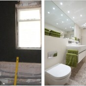 Bathroom Before And After1