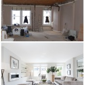 Before And After Refurb London